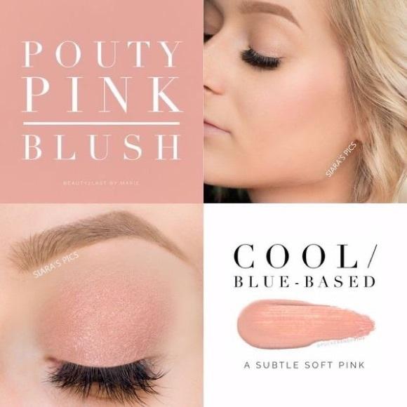 Pouty Pink BlushSense
